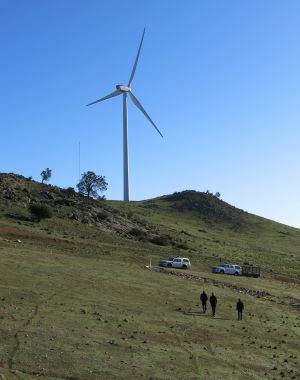 Wind farm a RS